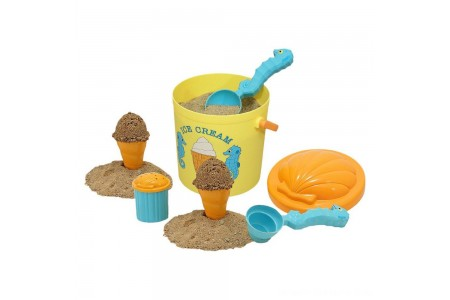 Black Friday 2020 Sale Melissa & Doug Sunny Patch Speck Seahorse Sand Ice Cream Play Set Free Shipping