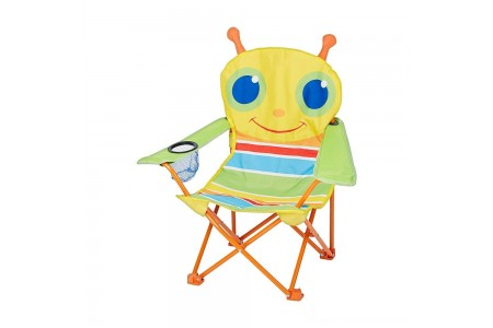 Melissa & Doug Sunny Patch Giddy Buggy Folding Lawn and Camping Chair Free Shipping