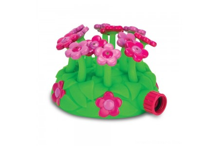 Melissa & Doug Sunny Patch Blossom Bright Sprinkler Toy With Hose Attachment, Kids Unisex Free Shipping