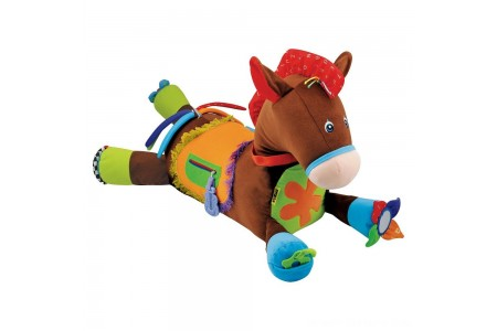 Melissa & Doug Giddy-Up and Play Baby Activity Toy - Multi-Sensory Horse Free Shipping