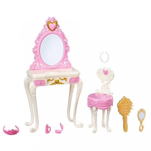 Disney Princess Royal Vanity Free Shipping