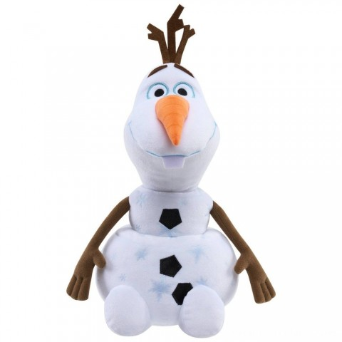 Disney Frozen 2 Large Plush Olaf Free Shipping
