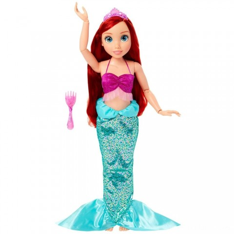 Disney Princess Playdate Ariel Free Shipping