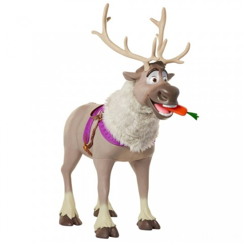 Disney Frozen 2 Playdate Sven Free Shipping