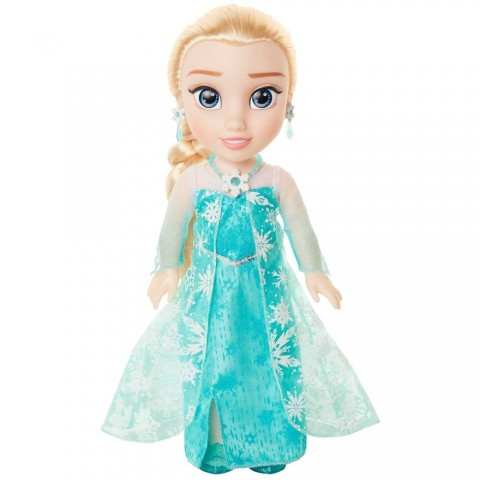 Disney Princess Majestic Collection Elsa Doll Free Shipping
