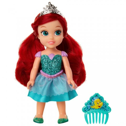 Disney Princess Petite Ariel Fashion Doll Free Shipping