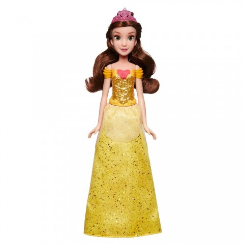 Disney Princess Royal Shimmer - Belle Doll Free Shipping
