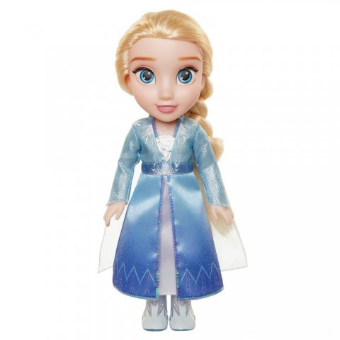 Disney Frozen 2 Elsa Adventure Doll Free Shipping