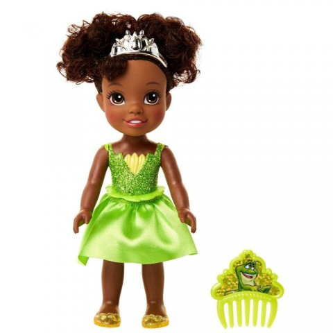 Disney Princess Petite Tiana Fashion Doll Free Shipping