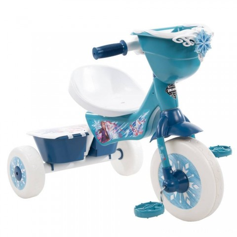 Huffy Disney Frozen Secret Storage Tricycle - Blue, Girl's Free Shipping