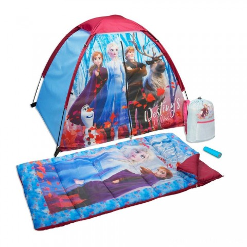 Black Friday 2020 Sale Disney Frozen 2 Anna 4pc Camp Kit Free Shipping