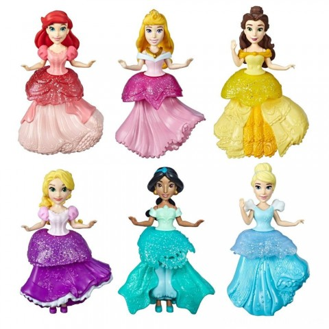 Disney Princess Rainbow Collection - 6pk Free Shipping