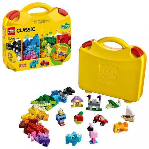 Black Friday 2020 Sale LEGO Classic Creative Suitcase 10713 Free Shipping