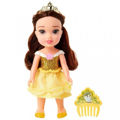 Disney Princess Petite Belle Fashion Doll Free Shipping