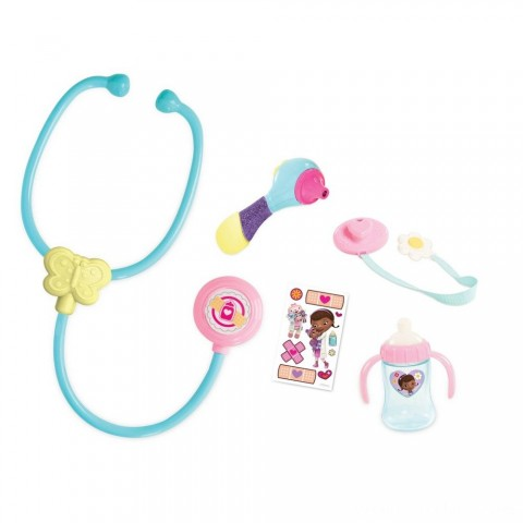 Doc McStuffins Get Better Baby - Cece Free Shipping