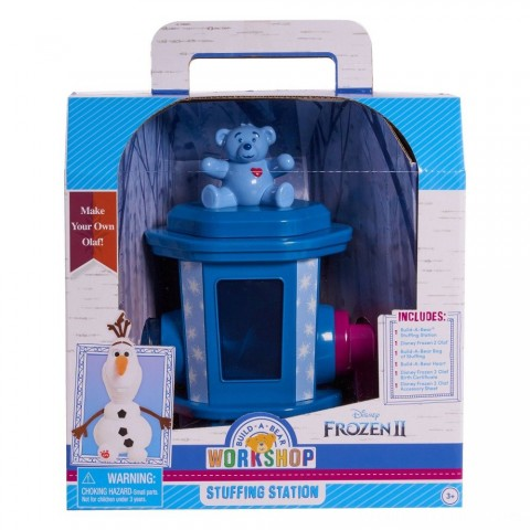 Black Friday 2020 Sale Build-A-Bear Workshop Disney Frozen Stuffing Station With Olaf Plush Free Shipping