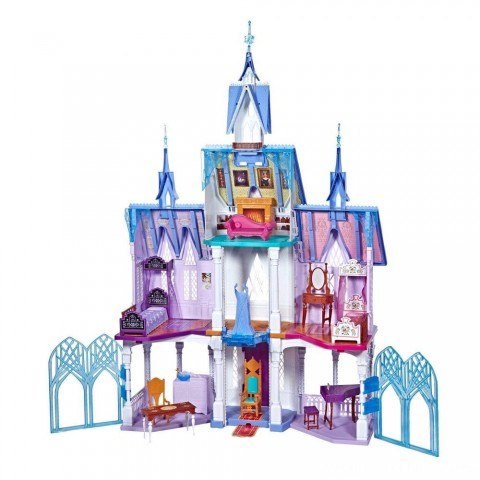 Disney Frozen 2 Ultimate Arendelle Castle Playset Free Shipping