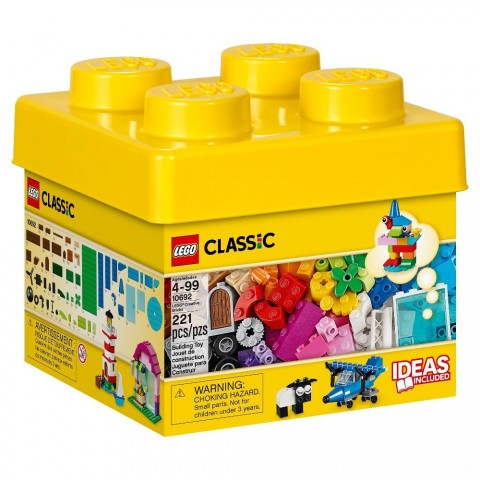 Black Friday 2020 Sale LEGO Classic Creative Bricks 10692 Free Shipping