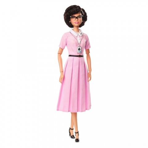 Barbie Collector Inspiring Women Series Katherine Johnson Doll Free Shipping