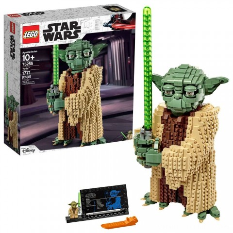 LEGO Star Wars Yoda 75255 Free Shipping