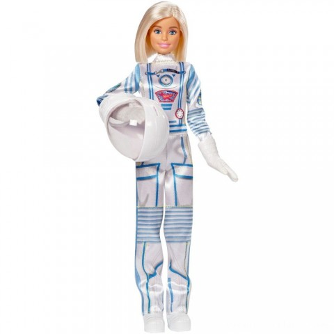 Barbie Careers 60th Anniversary Astronaut Doll Free Shipping