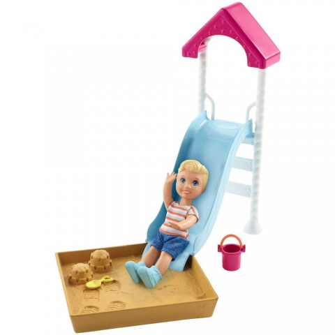 Black Friday 2020 Sale Barbie Skipper Babysitters Inc. Friend Doll and Playground Playset Free Shipping