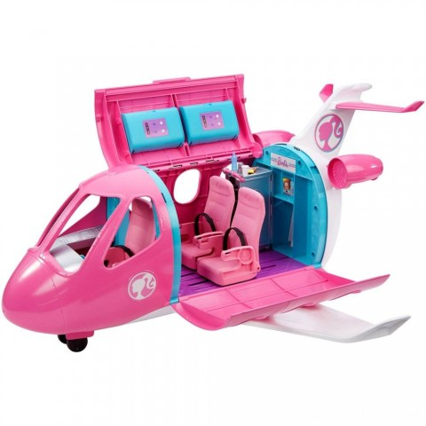 Black Friday 2020 Sale Barbie Dream Plane, toy vehicles Free Shipping