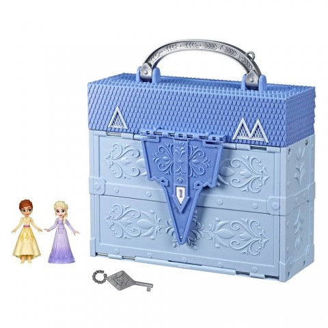 Disney Frozen 2 Pop Adventures Arendelle Castle Playset With Handle Free Shipping