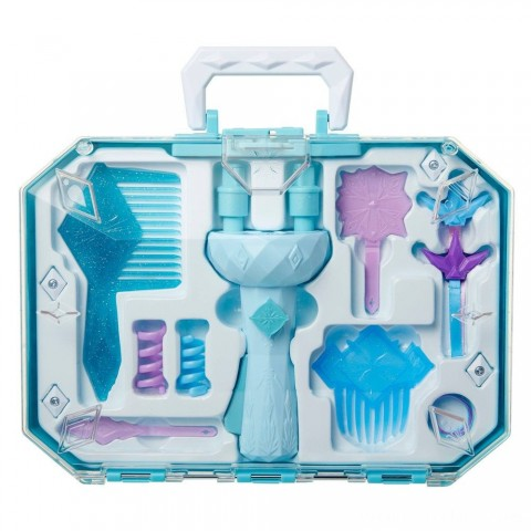 Disney Frozen 2 Elsa's Enchanted Ice Accessory Set Free Shipping