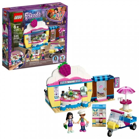 Black Friday 2020 Sale LEGO Friends Olivia's Cupcake Café 41366 Free Shipping