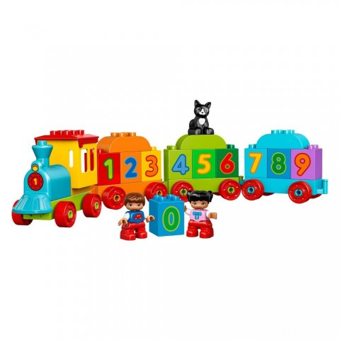 LEGO DUPLO My First Number Train 10847 Free Shipping