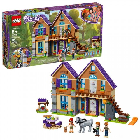 Black Friday 2020 Sale LEGO Friends Mia's House 41369 Free Shipping