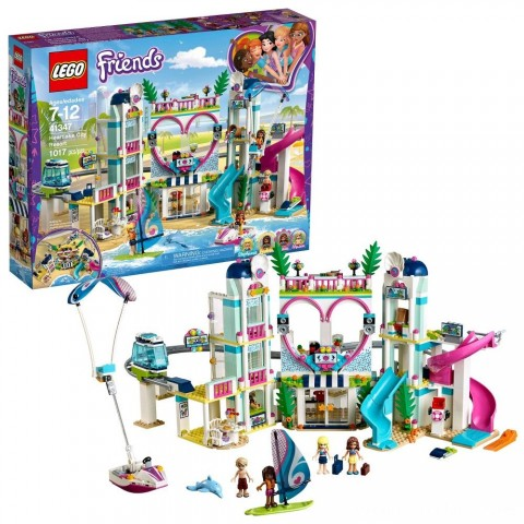 LEGO Friends Heartlake City Resort 41347 Free Shipping