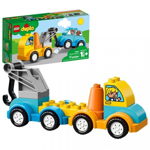 LEGO DUPLO My First Tow Truck 10883 Free Shipping