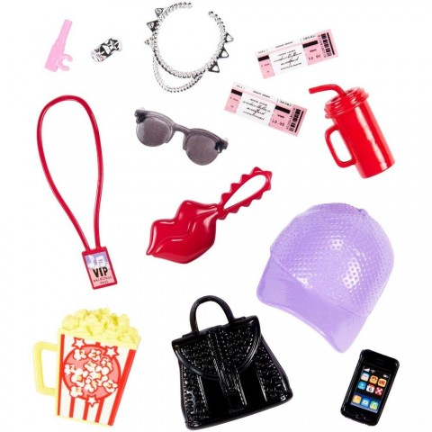 Barbie Fashion Movie Premiere Accessory Pack Free Shipping