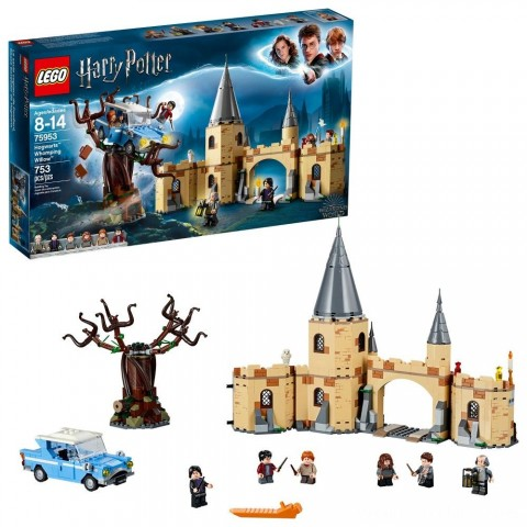LEGO Harry Potter Hogwarts Whomping Willow 75953 Free Shipping