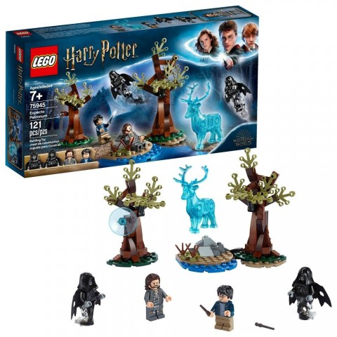 LEGO Harry Potter Expecto Patronum 75945 Free Shipping