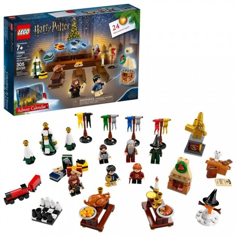 LEGO Harry Potter Advent Calendar 75964 Free Shipping