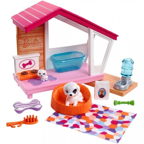 Black Friday 2020 Sale Barbie Dog House Playset, doll accessories Free Shipping