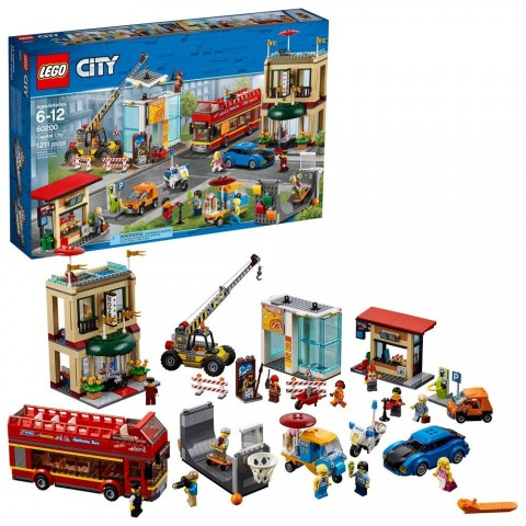 Black Friday 2020 Sale LEGO City Town Capital City 60200 Free Shipping