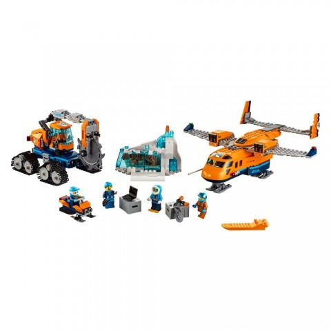LEGO City Arctic Supply Plane 60196 Free Shipping