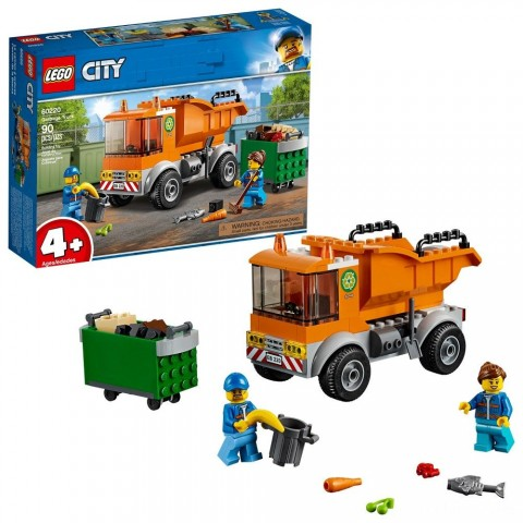 Black Friday 2020 Sale LEGO City Garbage Truck 60220 Free Shipping
