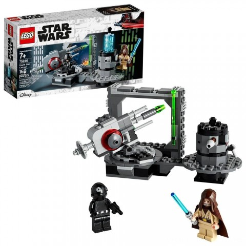 LEGO Star Wars: A New Hope Death Star Cannon 75246 Advanced Building Kit with Death Star Droid Free Shipping