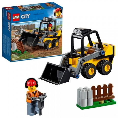 LEGO City Construction Loader 60219 Free Shipping