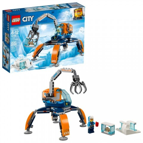LEGO City Arctic Ice Crawler 60192 Free Shipping