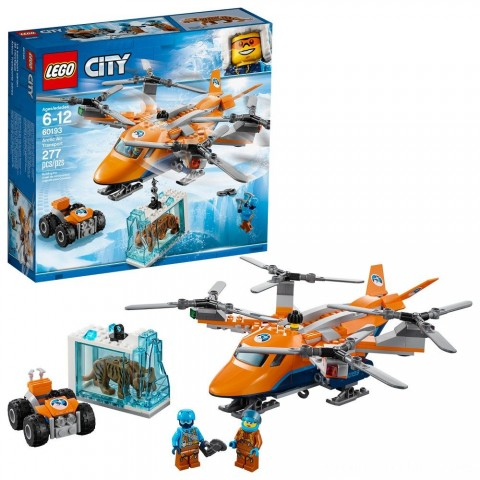 LEGO City Arctic Air Transport 60193 Free Shipping