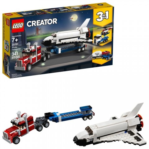 LEGO Creator Shuttle Transporter 31091 Free Shipping
