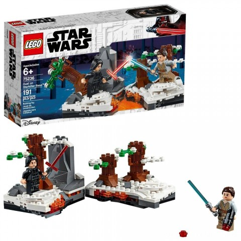 LEGO Star Wars Duel on Starkiller Base 75236 Free Shipping