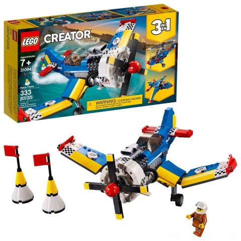 Black Friday 2020 Sale LEGO Creator Race Plane 31094 Free Shipping