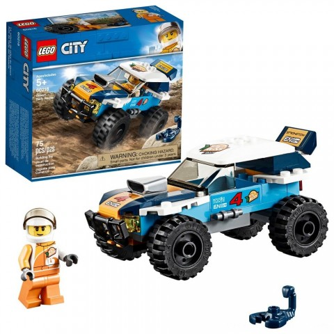 LEGO City Desert Rally Racer 60218 Free Shipping